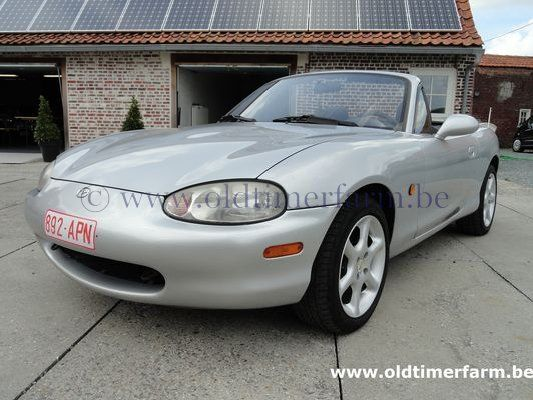 Mazda MX 5 MK 2  (1999)
