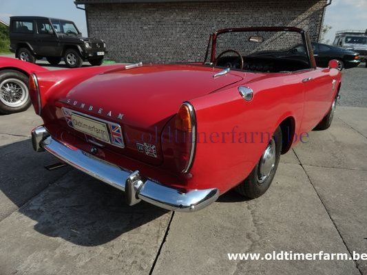 Sunbeam  Alpine (1964)