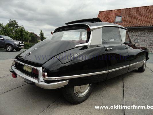 Citroën  ID 19 Black