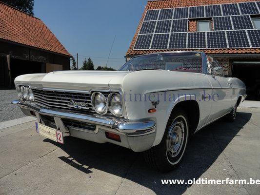Chevrolet  Impala Cabriolet V8 (1967)