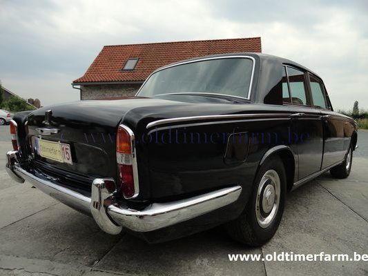 Rolls Royce Silver Shadow Blue 1967 (1967)