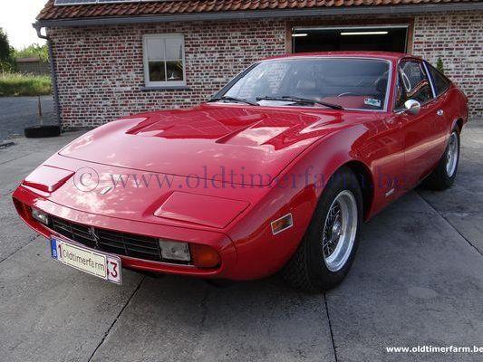 Ferrari 365 GTC 4  (1972)