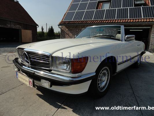 Mercedes-Benz 280SL R107  (1985)