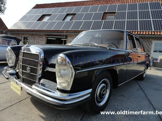 Mercedes-Benz 250S W108 /8 Autom (1965)