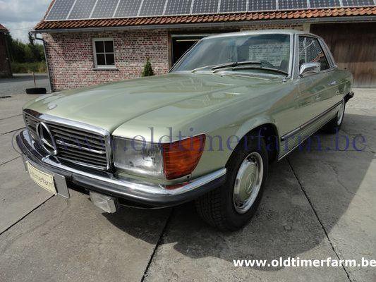 Mercedes benz 350 slc 1974 verkocht ref 1354 for Mercedes benz 350 slc