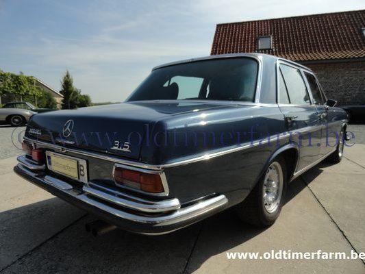 Mercedes-Benz 300 SEL 3.5 V8 Blue (1970)