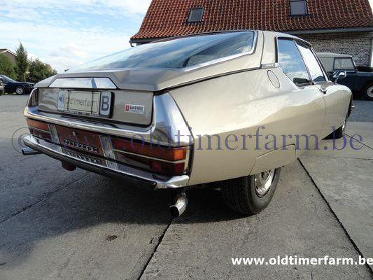 Citroën SM Beige (1971)