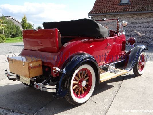 Willys-Overland Whippet Model 96A Roadster (1929)