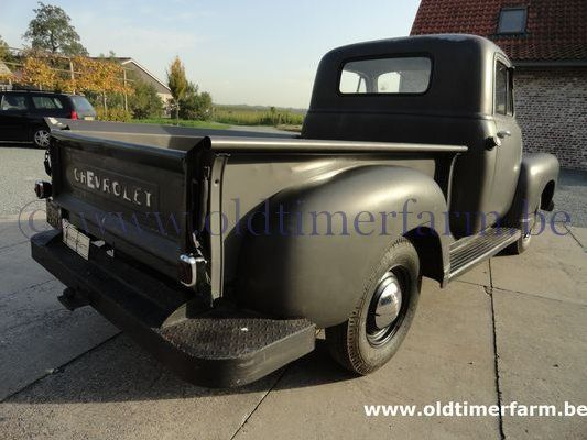 Chevrolet  3100 Pick Up Antraciet (1951)