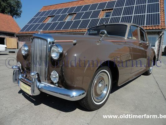 Bentley  S2 Radford   (1960)