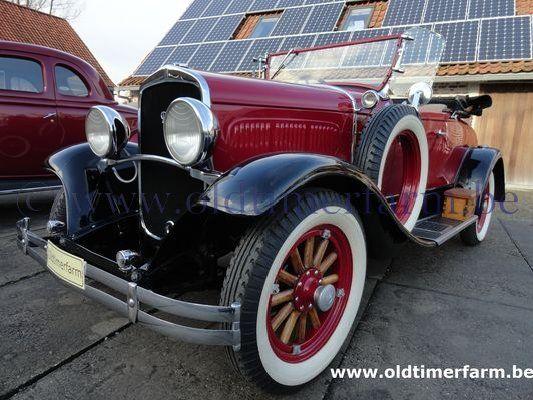 Desoto K Roadster (1929)