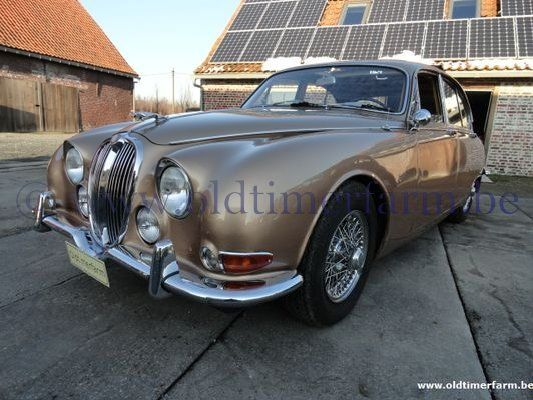 Jaguar S-Type LHD 3.8 Man. OD   (1964)