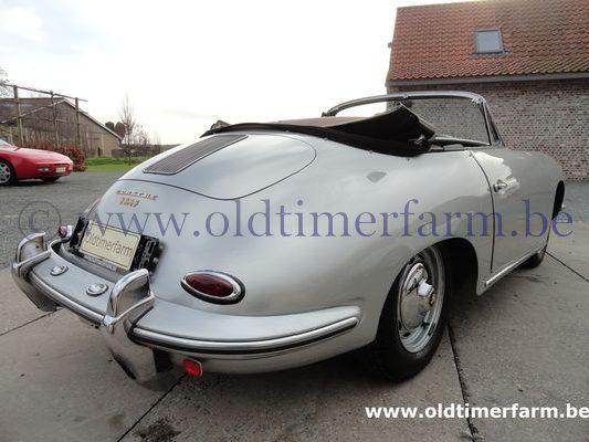 Porsche  356 B T5 Super Cabriolet   (1960)
