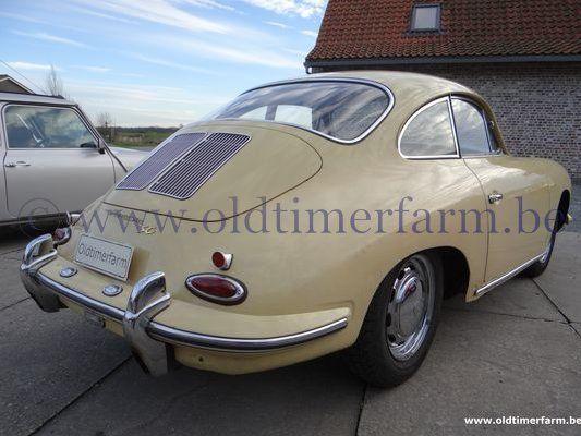 Porsche 356 SC Yellow 0045 (1964)