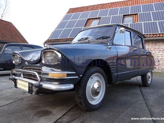 Citroën  Ami 6 Grey  ch.2294 (1967)