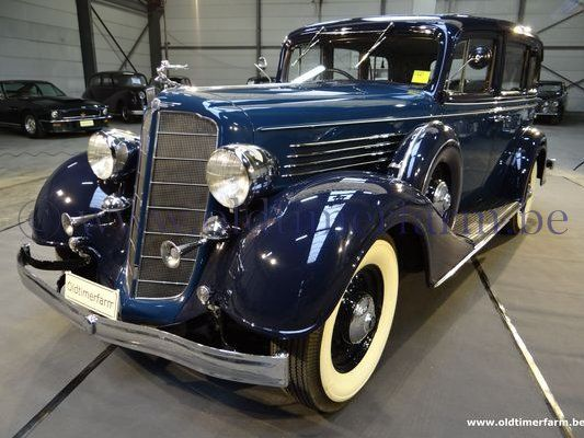 Buick  Typ 75   8cil. (1934)