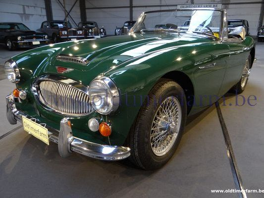austin healey 3000 mk iii bj8 1966 vendue ref. Black Bedroom Furniture Sets. Home Design Ideas
