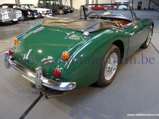Austin Healey  3000 MK III BJ8  ch.4989 (1966)