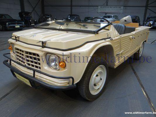 Citroën Mehari  Beige ch.1814 (1975)