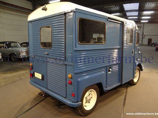 Citroën HY Blue