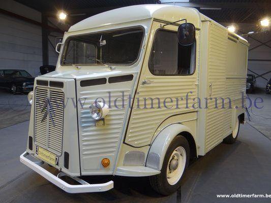 Citroën HY/HZ (1968)