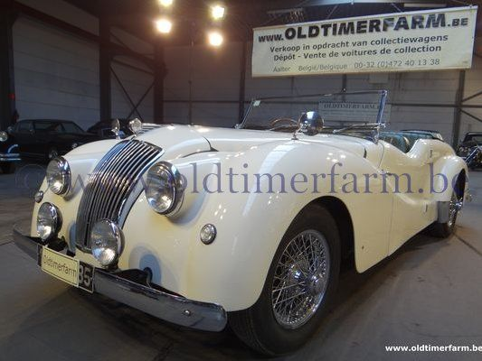 AC  Two Litre Buckland Tourer  (1949)