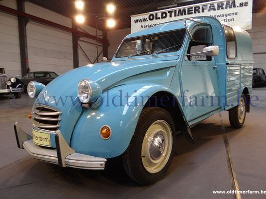 Citroën 2CV AKA Blue (1974)