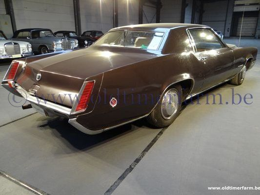 Cadillac  Eldorado Coupé  Brown