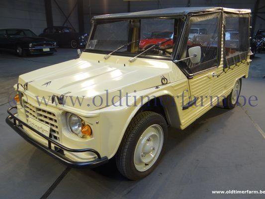 Citroën Mehari  Beige ch.0805 (1976)