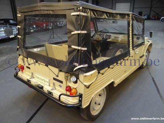 Citroën Mehari  Beige ch.6872 (1979)