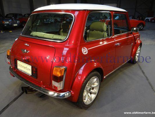 Mini Cooper MPI Red  (1997)