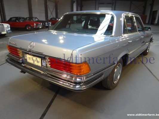 Mercedes-Benz 280 SEL blue  (1978)