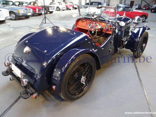 Alvis 12/50 Spécial (1930)