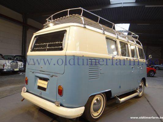 Volkswagen T1 Camper 1966 Vendue Ch 1119 Blauw