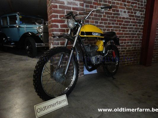 Garelli Moto 50 Junior Cross 1970 Verkocht Ch 7729