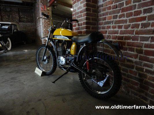 Garelli  Moto 50 Junior Cross  (1970)