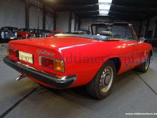 Alfa Romeo Spider II 1600 (1977)