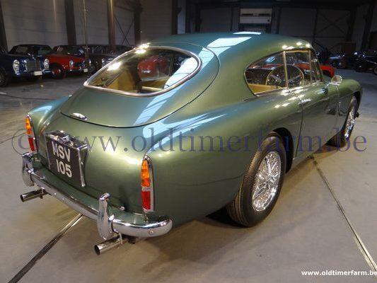 Aston Martin  DB2/4 MK3 (1958)