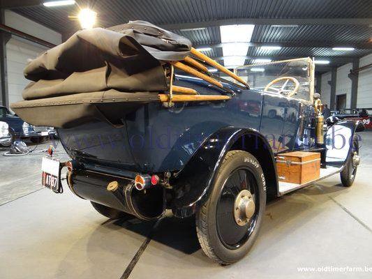 Berliet  Torpedo '24 (1924)