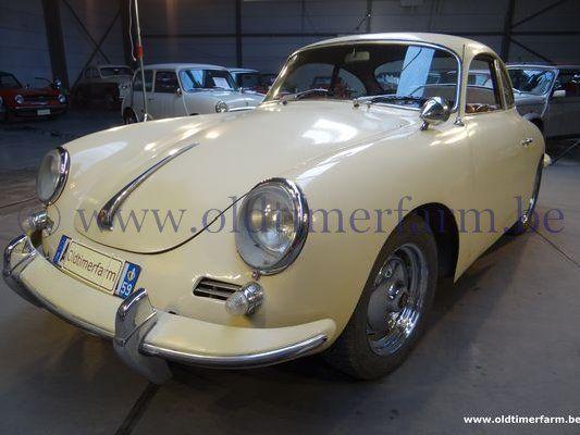 Porsche  356 B Coupé Beige 1600S (1963)