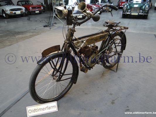 Terrot Zedel Motorette 2 (1907)