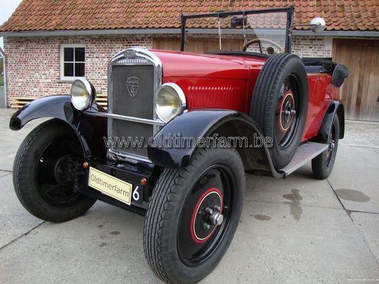 Peugeot 190s Torpedo 1930 Vendue Ch 9564