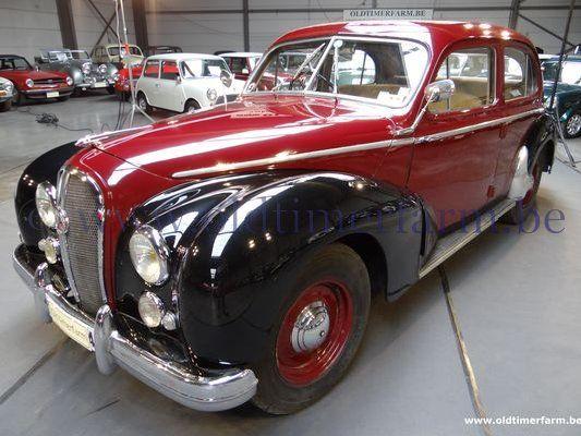 Hotchkiss Anjou 1350 51 1951 Vendue Ch 1557
