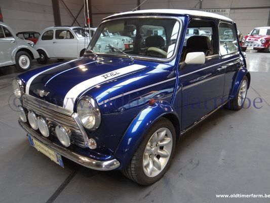Mini John Cooper Works 1.3 MPI Blue  (1998)