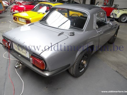Lotus Elan Grey (1967)