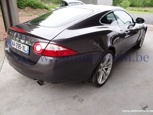 Jaguar XK Coupé (2008)