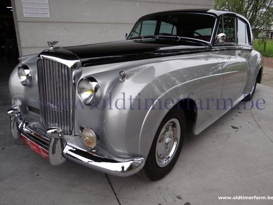 Bentley  S1 1959 Bicolour Grey  (1959)