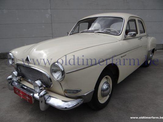 Renault  Fregate  (1959)