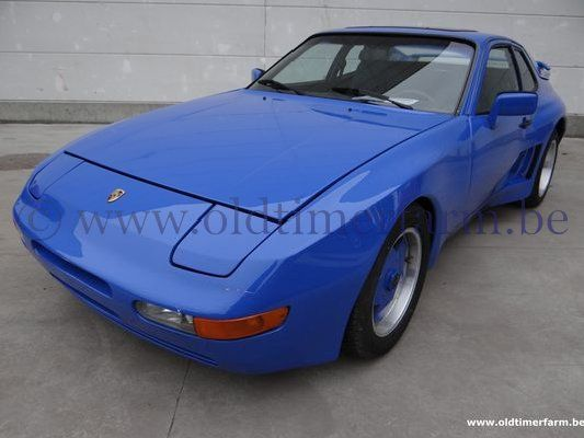 Porsche 924-968 Breitversion JB design (1980)