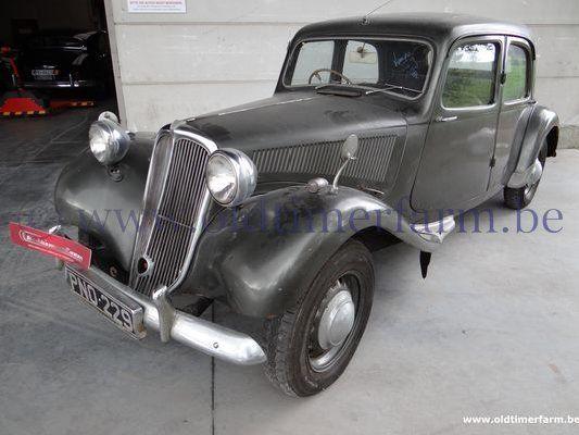 Citroën Traction Anglais Light Fifteen  (1949)